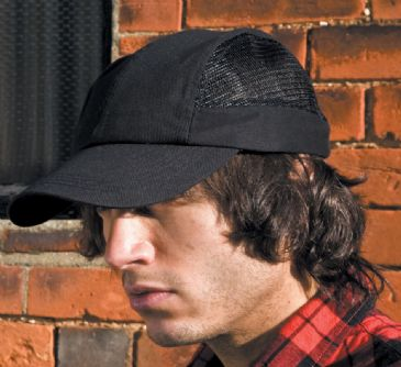 Result Sport Cap with Side Mesh